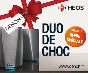 Denon BUNDLE 2 HEOS1